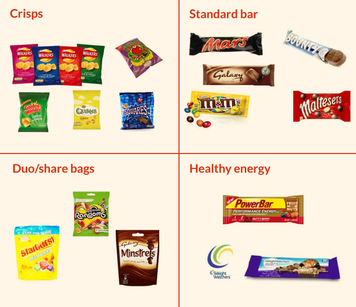 real refreshment snack brands